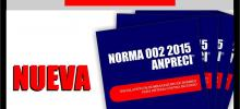 •Norma 002 2015 que se refiere a la instalación de bombas/equipo de bombeo para