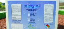 Aromatizante Ambiental biodegradable