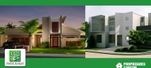 Casas en Residencial Arbolada Cancún