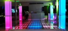 Audio e iluminación en D.F