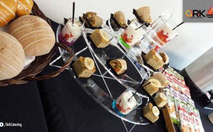 Servicio profesional de coffee break para eventos, reuniones