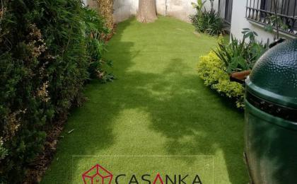 Pasto Artificial para jardin exterior