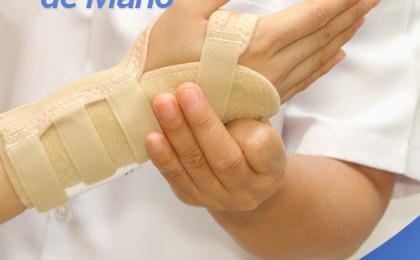 Lesiones de Mano
