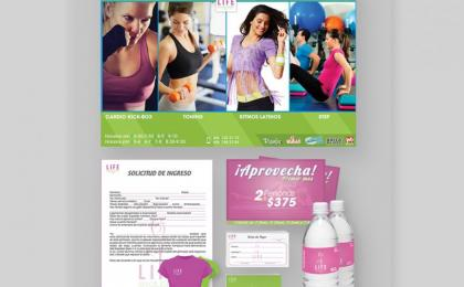 Identidad Gym Dgmartinez