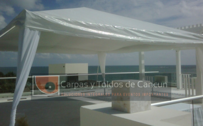 carpa cancun 6x6