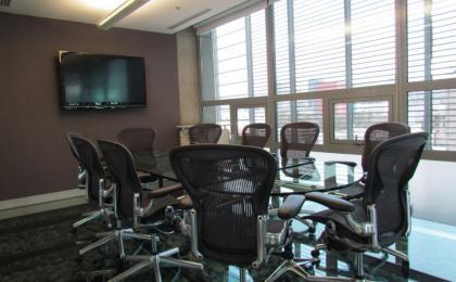 EF Abogados, consultoria y defensa laboral, sala de juntas Tijuana