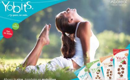 Yobits- Snacks saludables