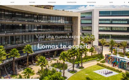 Pagina web Aumond Real Estate