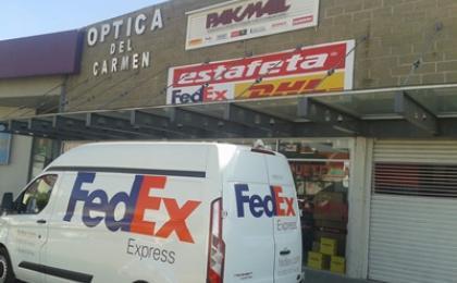 paquetria mensajeria envio distribucion entrega garantizada express