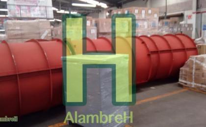 Moldes metálicos para columbras. Cimbra metálica para columnas