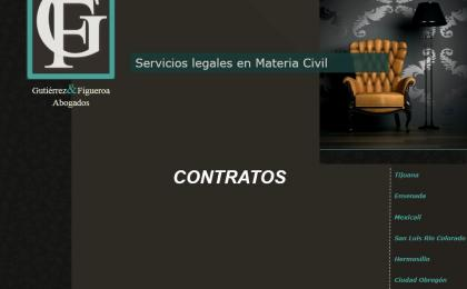 civil contratos