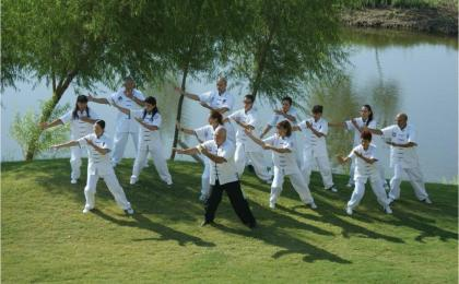Clases de Tai Chi en Torreon