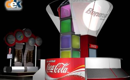 Stands, eventos, congresos