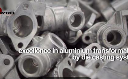 Piezas en Inyeccion de aluminio, la mejor calidad en piezas inyectadas