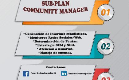 Gestión de Redes Sociales y web para tu empresa.