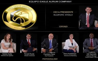 oro, eagle aurum company, inversiones, network marketing, como ganar dinero