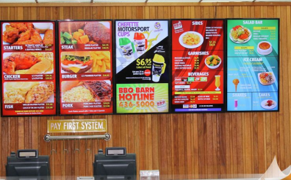 MENUS DIGITALES