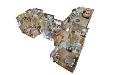 Recorridos virtuales 360 - Vista casa de muñecas