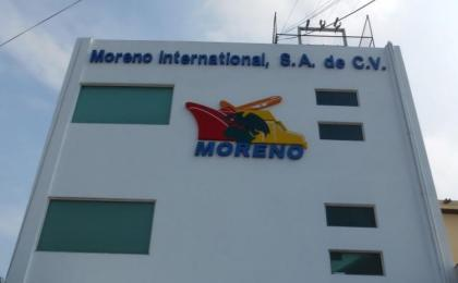 oficinas moreno international