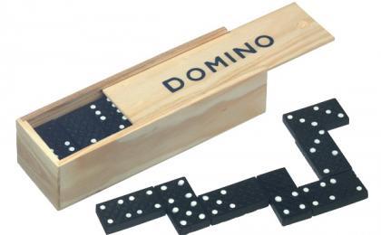 Dominó, juegos