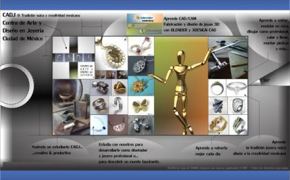 Centro de Arte y Diseño en Joyería CADJ ® Escuela de joyería