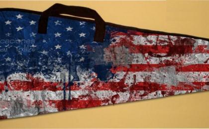 Guitarra Funda Publicidad Personalizado USA EUA