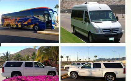 airport transportation in cabo
