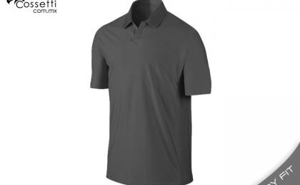 Playera Dry Fit Tipo Polo Oxford
