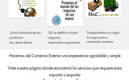 Freight Forwarder Mexico