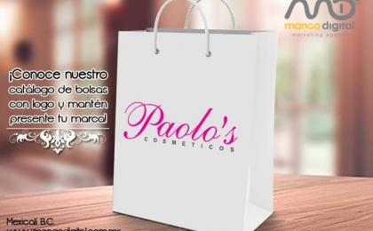 Mango Digital Mexicali Bolsas Publicitarias con Logo
