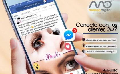 Mango Digital Mexicali Manejo de Redes Sociales