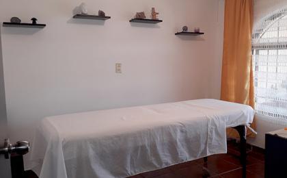 Masaje terapeutico y reiki