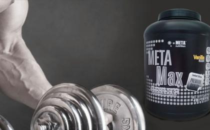 MetaMax de META Nutrition Proteina suero de leche