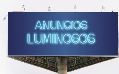 Anuncios Luminosos
