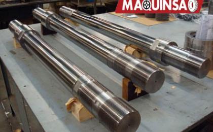 Maquinsa, Maquinados, Maquinados Industriales, Metal Mecánica , taller de torno