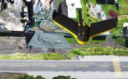 Drone eBee para Fotogrametría